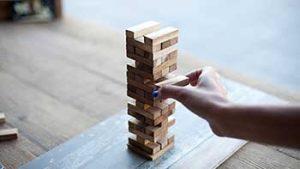 jenga puzzle