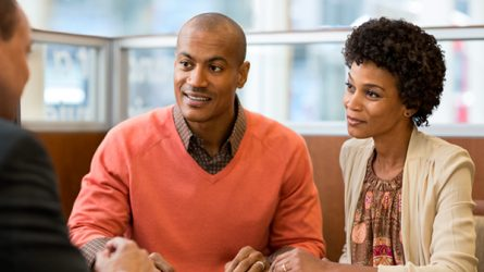 talking money with your spouse and financial advisor