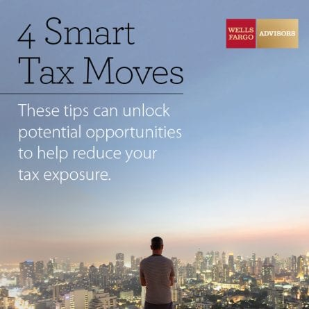 4 Smart Tax Moves. These tips can unlock potential opportunities to help reduce your tax exposure.