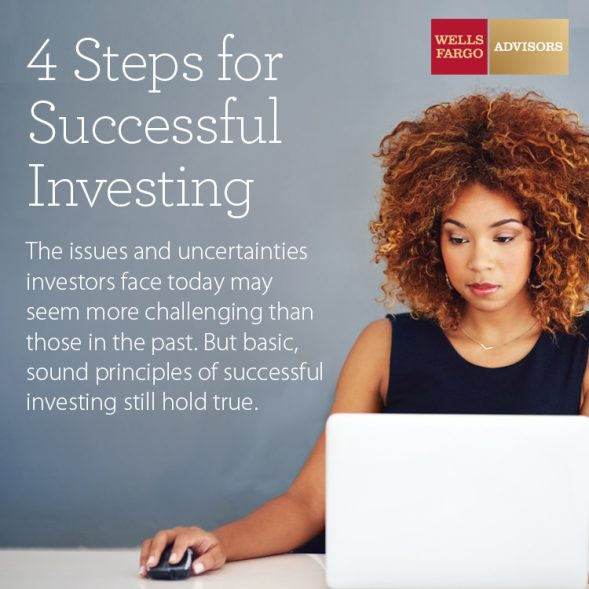 4 steps for successful investing intro