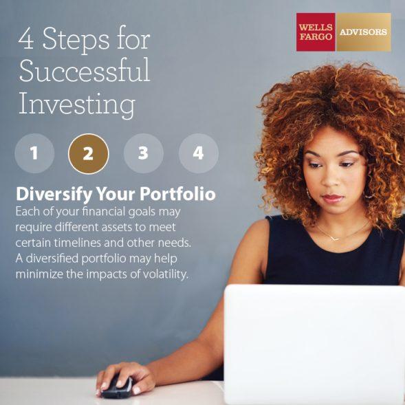 image for step 2: diversify your portfolio